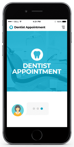 chatbot for dentist and doctors
